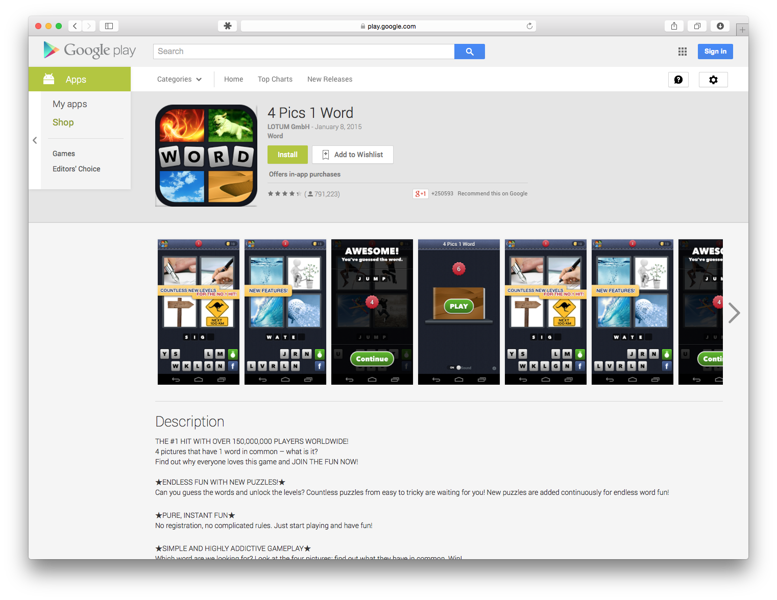 Quickapp Ninja Create Android Games Without Any Coding